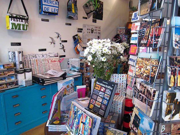 wawas barcelona interior de la tienda