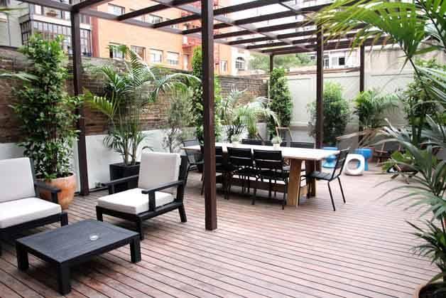 Praktik terraza