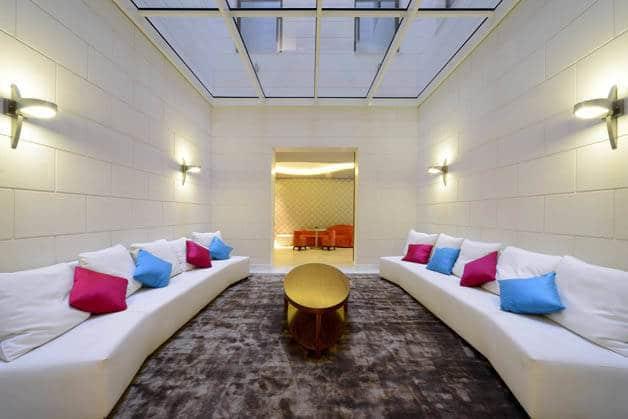Hotel Indigo salón