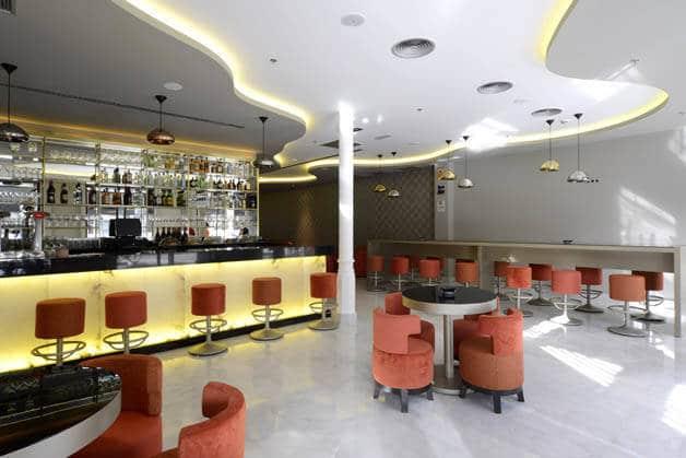 Hotel Índigo bar