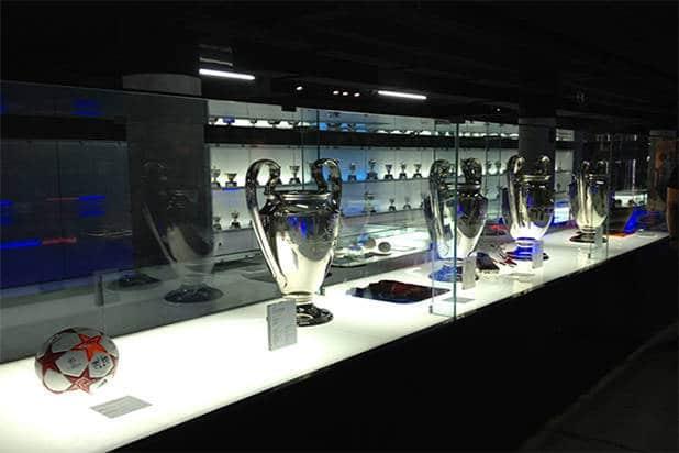 museo FC Barcelona Camp Nou