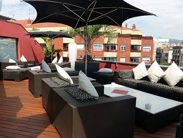 terraza Villa Emilia