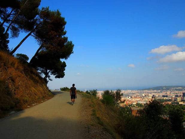 carretera de les aigües: deporte y naturaleza