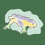 dibujo dragon park güell