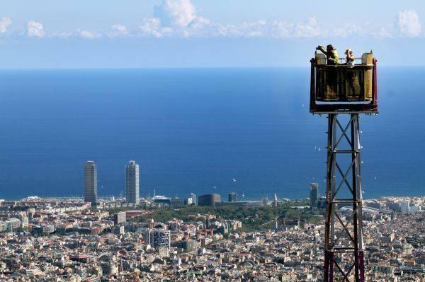 tibidabo-Barcelona-Talaia