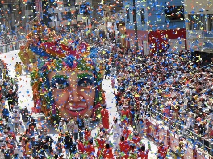 carnaval sitges días festivos