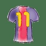 camiseta del barça 11