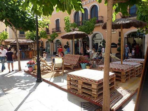 La Roca Village Barcelona lugar de descanso