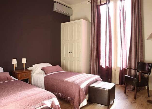 Barna House bed & breakfast habitación