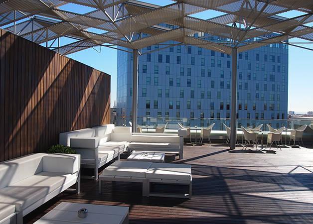 The Gates Diagonal Barcelona terraza