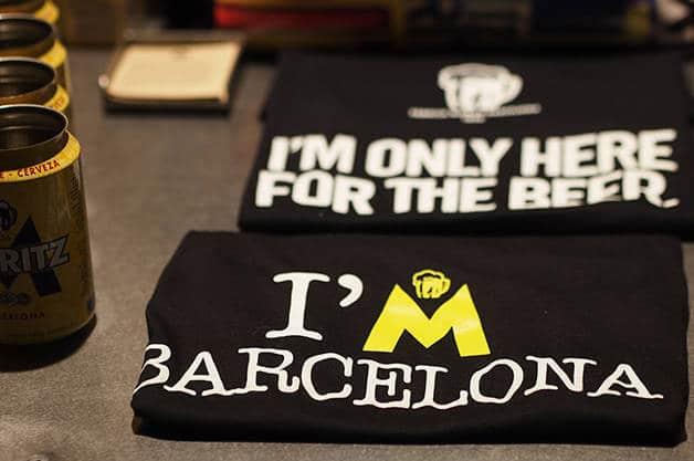 tienda moritz camiseta Barcelona