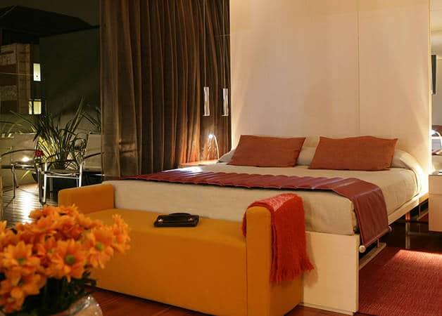 Hotel Cram habitación