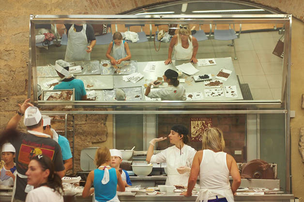 taller museo del chocolate