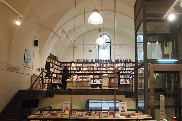 central librería