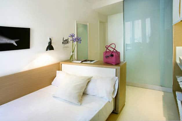 denit habitación individual recibidor