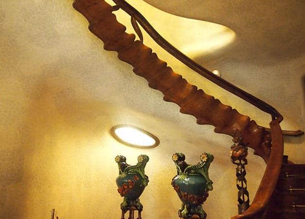 escalera Casa Batlló