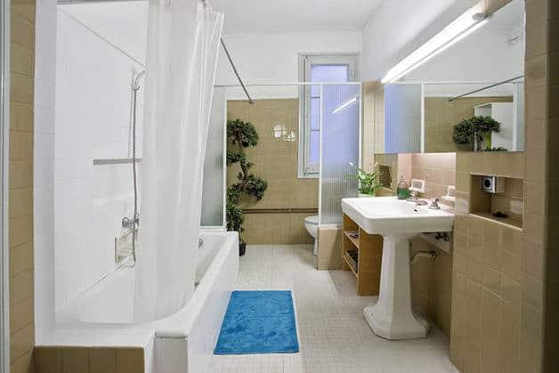 Primavera cuarto de baño