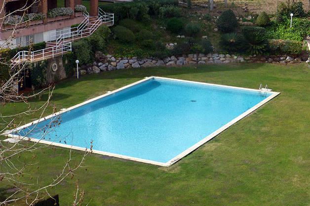 Sarrià Pedralbes piscina
