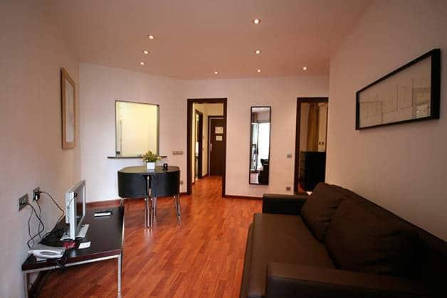 Apartamento madanis salón y comedor