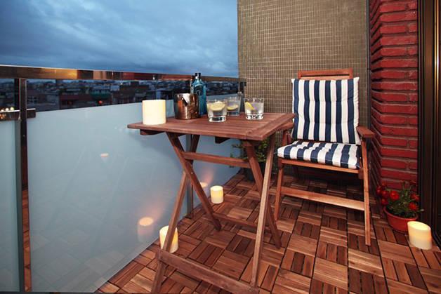 madanis terraza