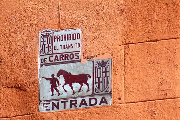 gòtic detalle caballo