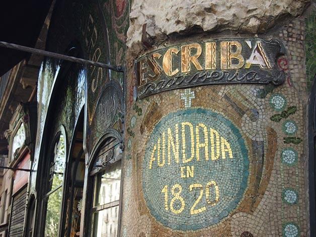 chocolaterías de Barcelona: Escribà