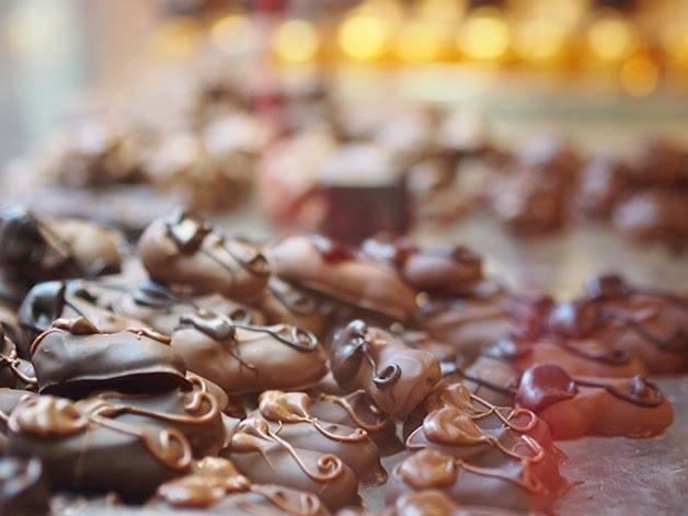 chocolaterías de Barcelona: Fargas