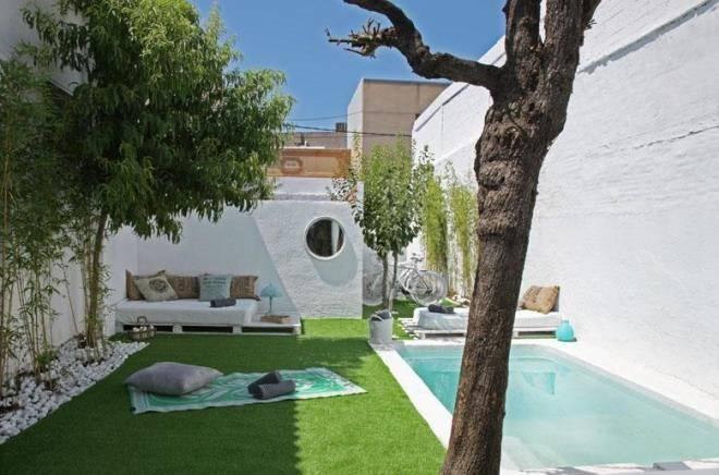 apartamentos turísticos casa piscina