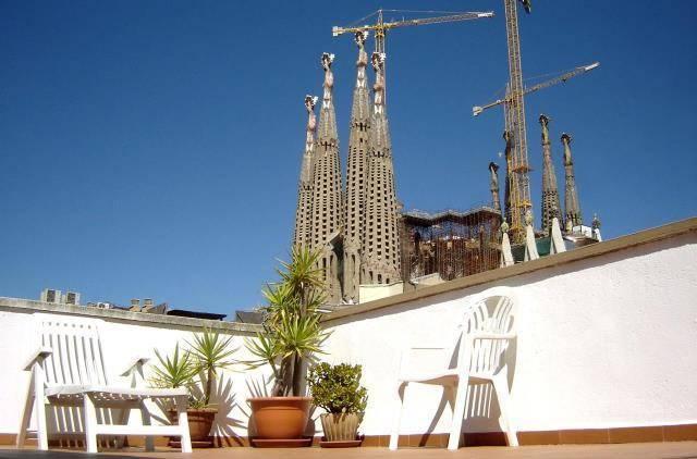 apartamentos turísticos Sagrada Familia
