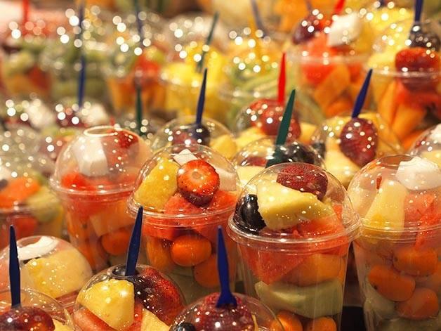 fruta fin de semana gastronómico