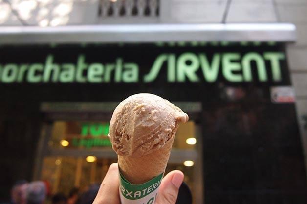 sirvent heladerías