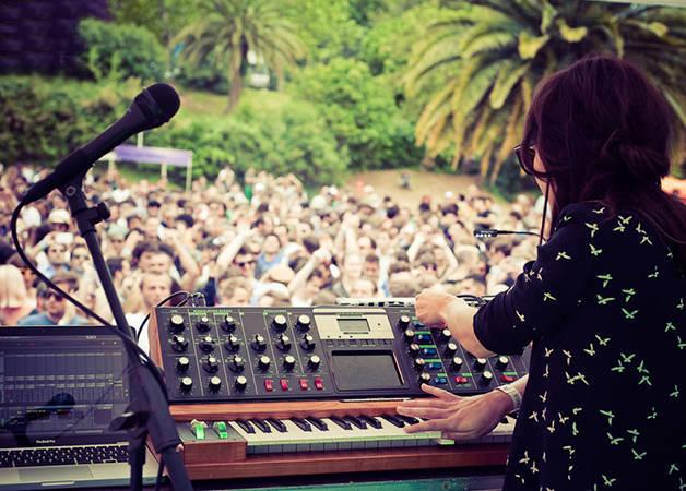 Brunch in the Park agosto Barcelona