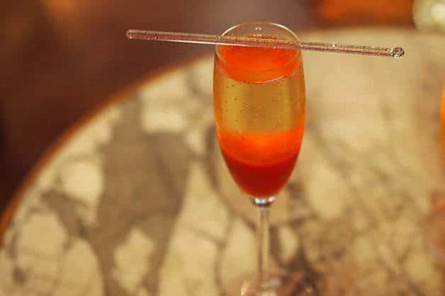 cava fresa hotel market bar rosso