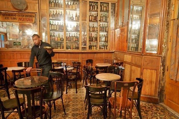 El bar Marsella fin de semana historia en Barcelona