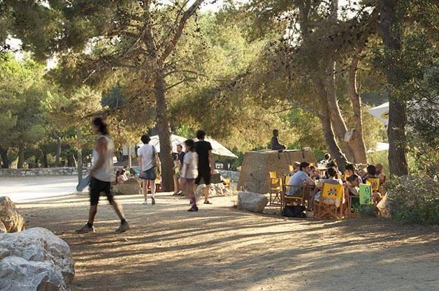 Terrazas A La Sombra En Barcelona El Lugar Perfecto Para Protegerse