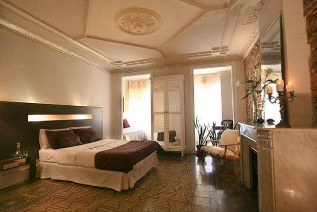 Historia Barcelona; habitación doble vrabac