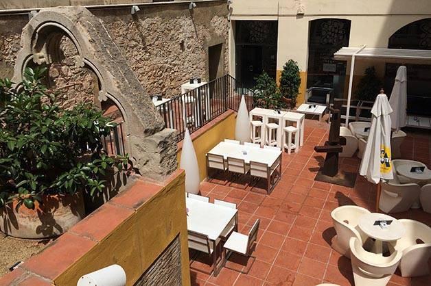 terrazas secretas: petit palace opera garden