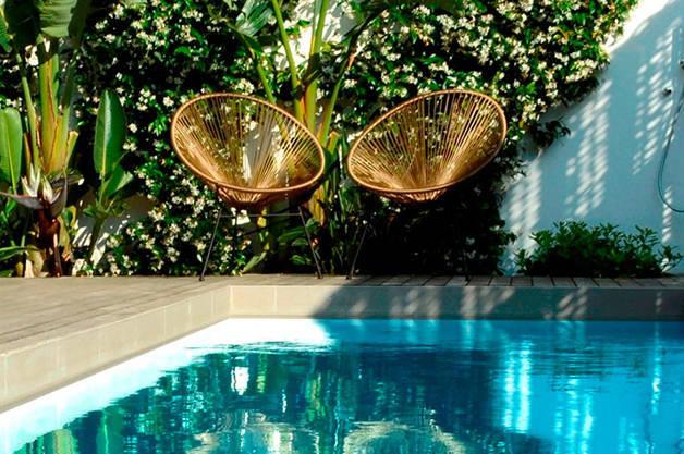 piscina ofelias, fin de semana glamour