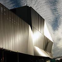 ccib centro de convenciones del Fòrum arquitectura
