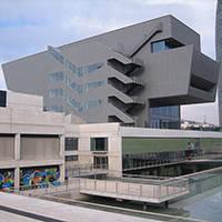 museo del diseño Barcelona dhub arquitectura