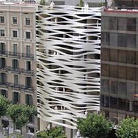 inmueble suites avenue de Barcelona