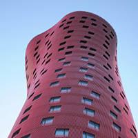 torre fira hotel de diseño arquitectura