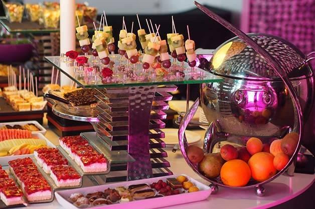 buffet brunch del barceló raval