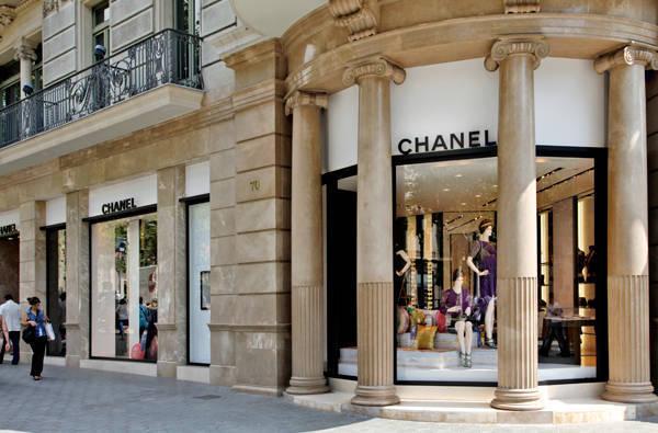 boutique Chanel actividades gratuitas