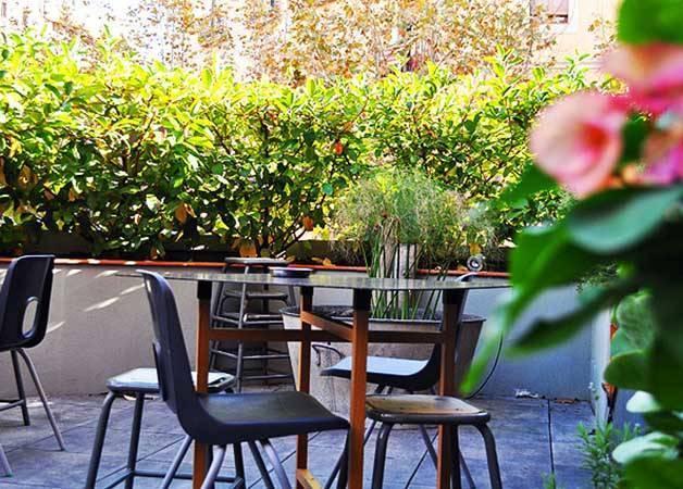 federal café terraza