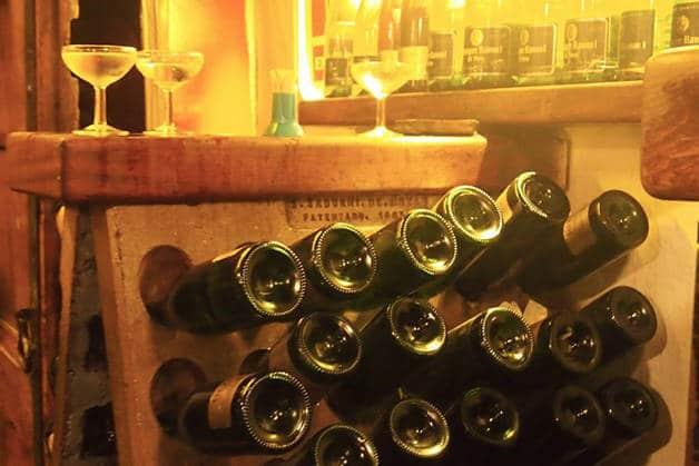 la Xampanyeria botellas