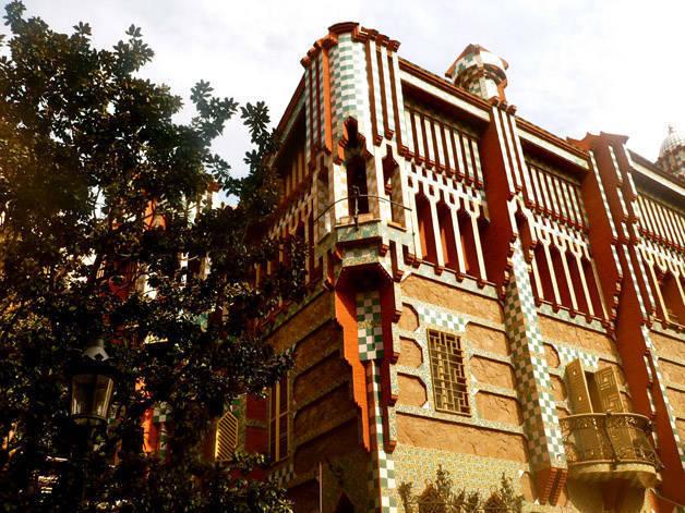 casa vicens Gaudí Gràcia actividades gratuitas
