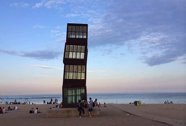 Barceloneta actividades gratuitas