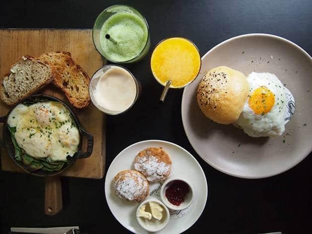 desayuno federal café