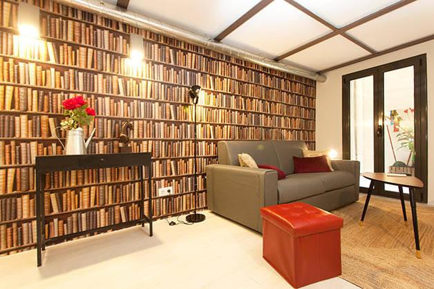 alquilar un apartamento en Barcelona loft